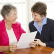 Stock Photo: Mature Business Women