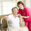 Nursing Home Care - Stock Photo