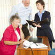 Stock Photo: Personal Injury Attorney