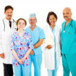 Diverse Medical Team — Stockfoto #6816227