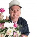 kwiaty z dostawą - lato — Zdjęcie stockowe