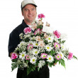 Flower Delivery Vertical — Stock Photo #6816395