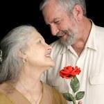 Romantic Husband — Stock Photo #6816633