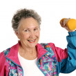 Senior Fit & Friendly — Stock Photo #6816841