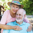 Senior Couple In Love — Stock Photo #6817061