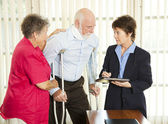 Personal Injury Law — Stock Photo