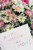 Happy Mother's Day Mom — Stockfoto