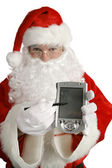 Christmas Message From Santa — Stock Photo