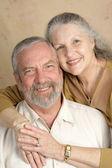 Beautiful Mature Couple — Stock Photo