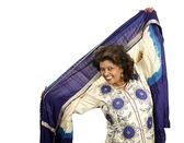Indian Beauty - Dancing — Stock Photo