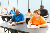 Job Training - Testing — Stock Photo