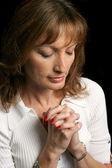 Dagelijkse gebeden — Stockfoto