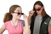 At First Sight 2 — Stock Photo