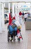 Homeless Vet 1 — Stock Photo