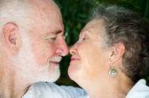 Seniors - Special Moment — Stock Photo