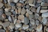 Grey stones captured in sunlight making beautiful background — Stock Photo