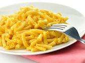 Macaroni and cheese — Stock Photo
