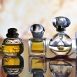 Perfume collection — Stock Photo