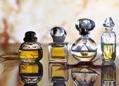 Perfume collection — Stock Photo