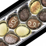 Chocolate eggs — Stock Photo #6821037