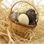 Chocolate eggs — Stock Photo #6821205