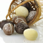 Chocolate eggs — Stock Photo #6821221