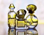 Perfume bottles — Stock Photo