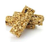 Arándano rojos saludables snack-bars — Foto de Stock