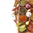 Stock Photo: Spices Assortment