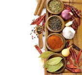 Spices Assortment — Stock Photo
