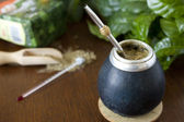 Yerba mate — Stock Photo