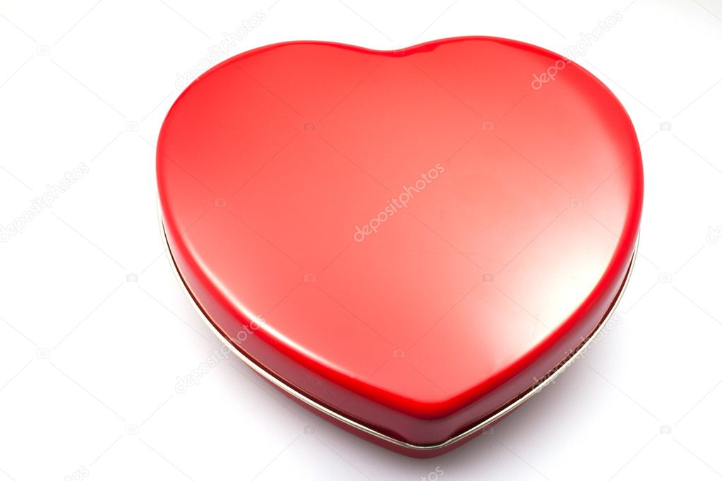 Heartshaped box — Stock Photo #7483869