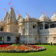 Shri Swaminarayan Mandir, - Stock Photo