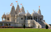 Shri Swaminarayan Mandir, — Stock Photo