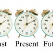 Past Present Future — Stock Photo
