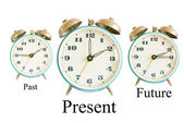 Past Present Future — Stock Photo