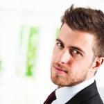 Businessman portrait — Stock Photo #6960727