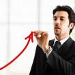 Business growth — Stock Photo