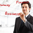Business, Economy and Finance — Lizenzfreies Foto