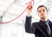 Crescimento dos negócios — Foto Stock