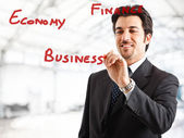 Business, Economy and Finance — Stock Photo