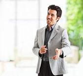 Portrait de l'homme d'affaires — Photo