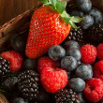 Soft fruit — Stock Photo #6971196