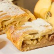 Apple strudel - Stock Photo