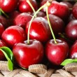 Fresh cherries — Stock Photo #6971231