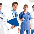 Medical team — Foto de Stock