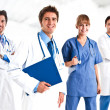 Medical team — Stock Photo #7396474