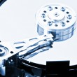 Hard disk - Stock Photo
