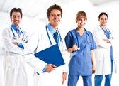 Medical team — Stock Photo
