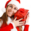 christmas girl&quot — Stock Photo #7940984